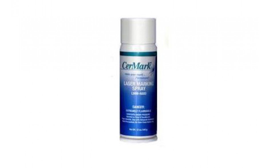 Cermark spray
