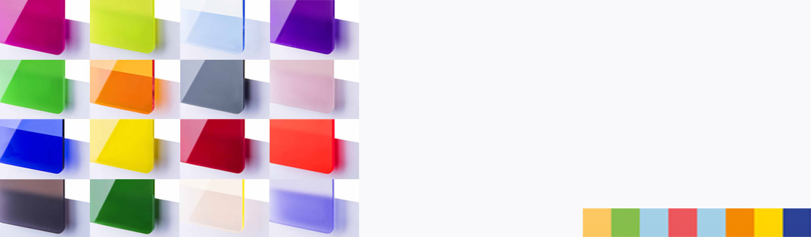 TroGlass Laser acrylic sheets now available