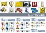 Rotary Sheet Materials Poster